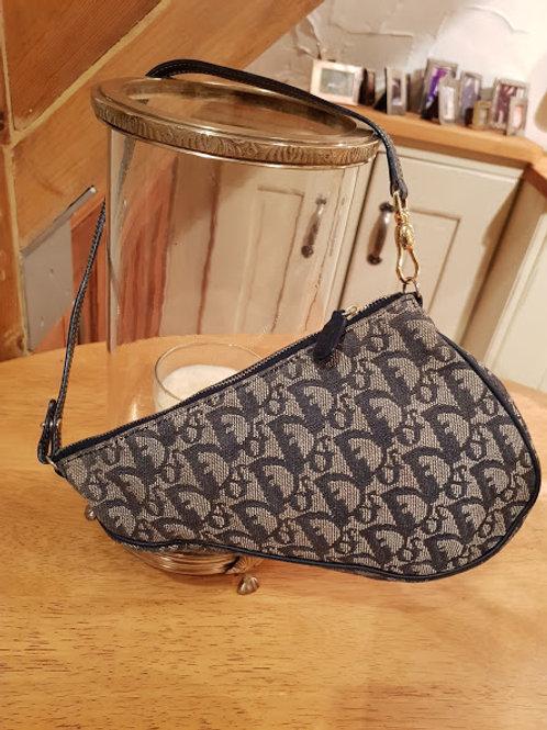 AUTHENTIC Dior  SADDLE BAG S O L D