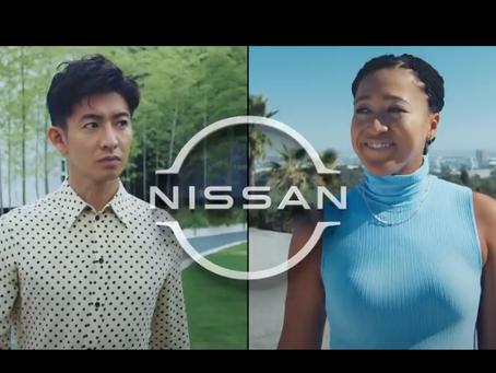 「NISSAN Driver's Voice」 木村拓哉 ✕ 大坂なおみ 2人の本音聞いてみた