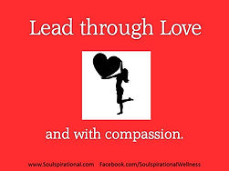 Lead Through Love meme