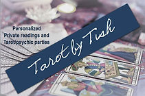 Tarot by Tish. Private and Party Rates