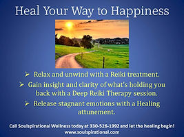 Heal Your Way to Happiness meme