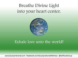 Breathe Divine Light meme