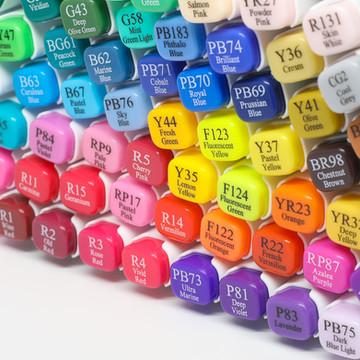 AspireColor 80 Vibrant Colors