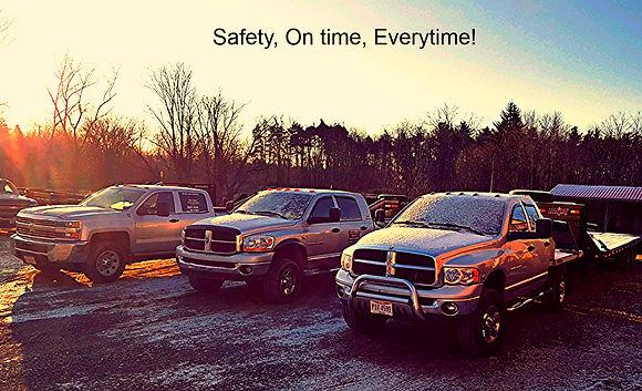 trucking, logistics, shipping, hotshot, gooseneck, dispatch, fleet, ohio, ltl, ftl