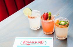 Roadside, Fruity, Spicy Margaritas