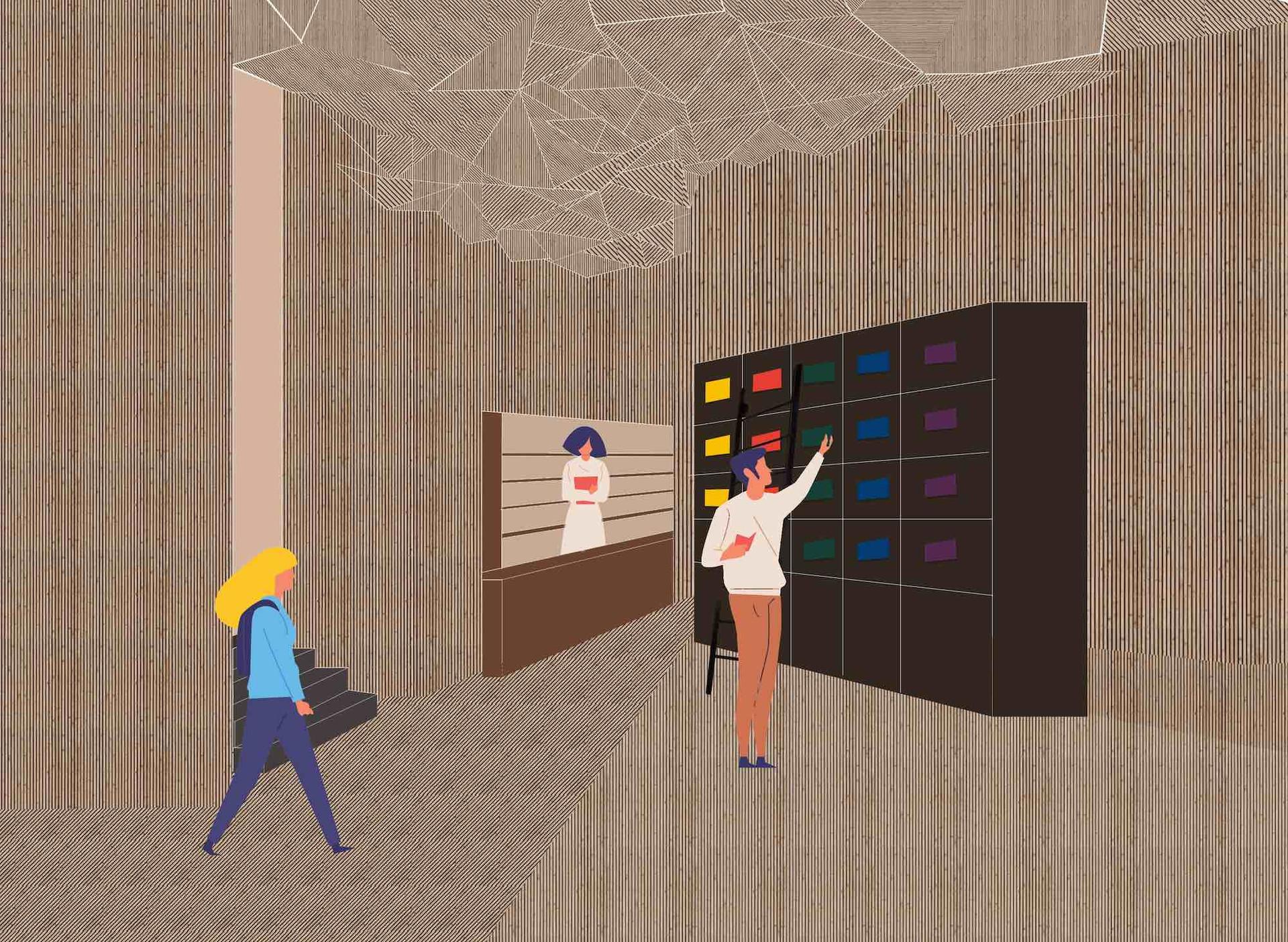 Visual of Shop