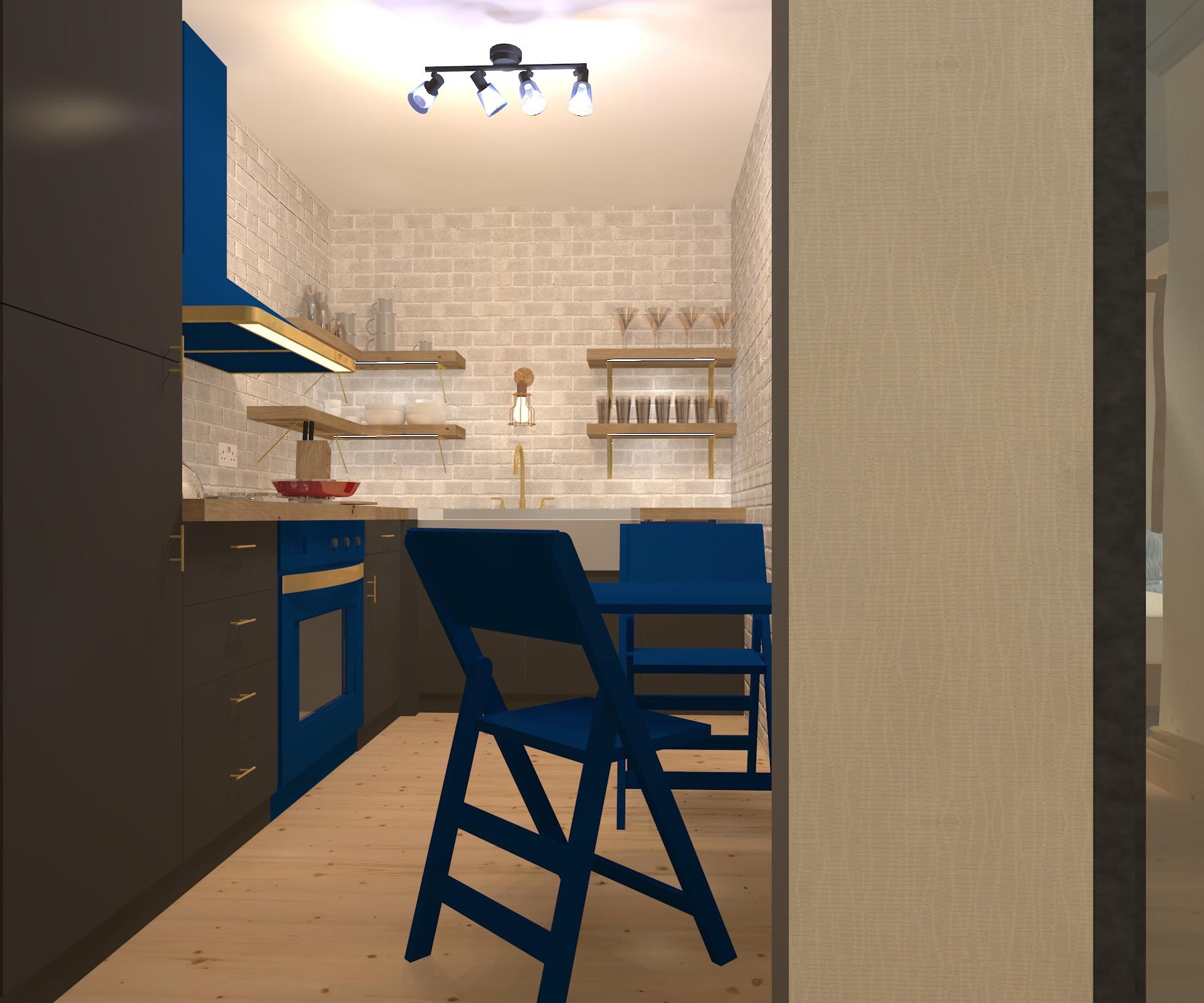 Greenford Road- Kitchen 1