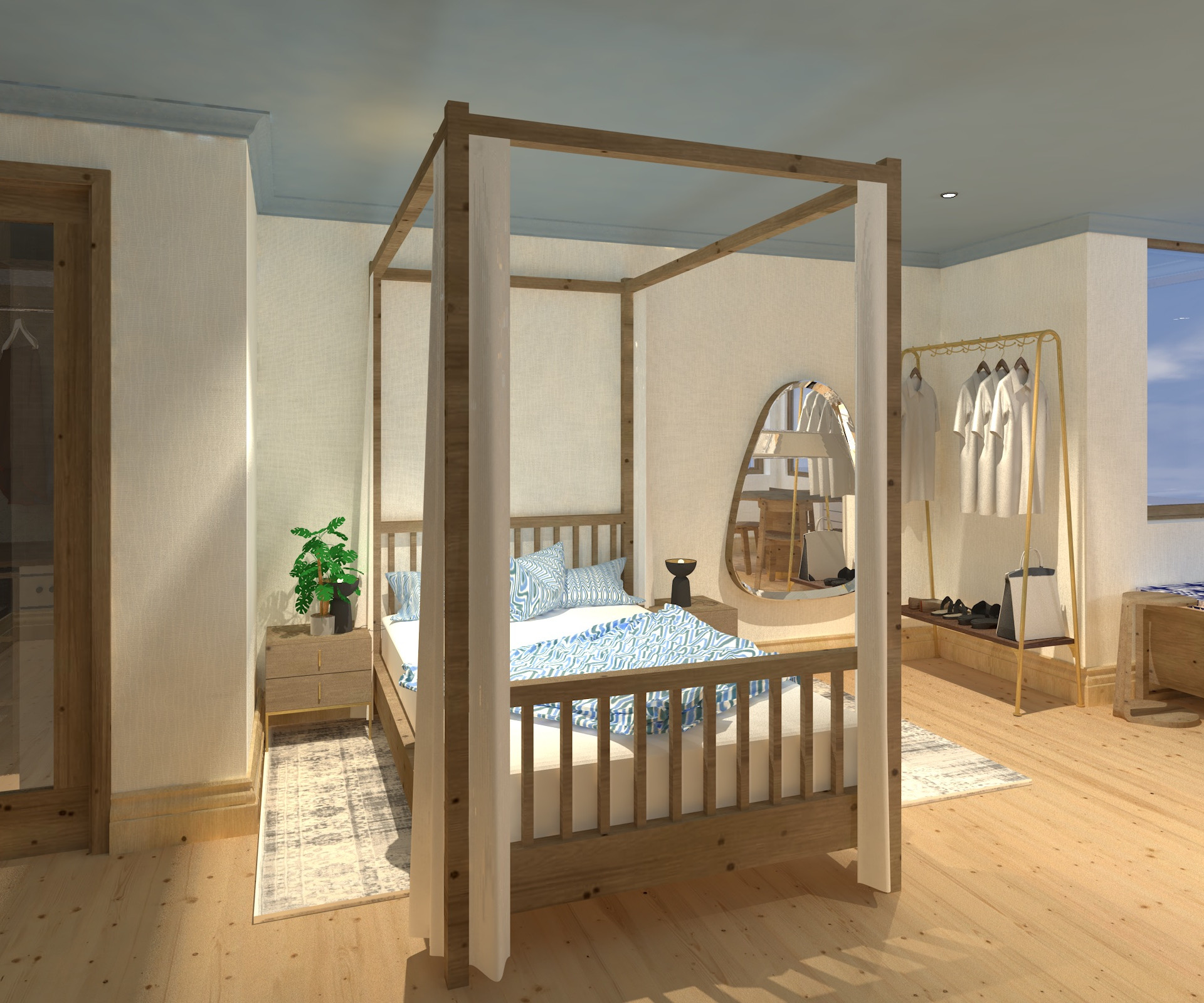Greenford Road- Bedroom 1