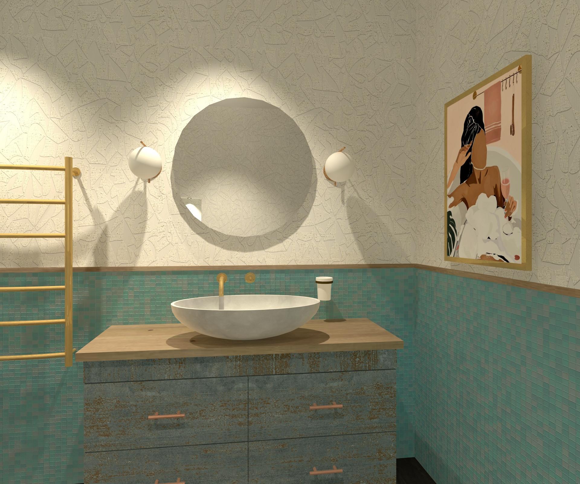 Greenford Road- Bathroom 1