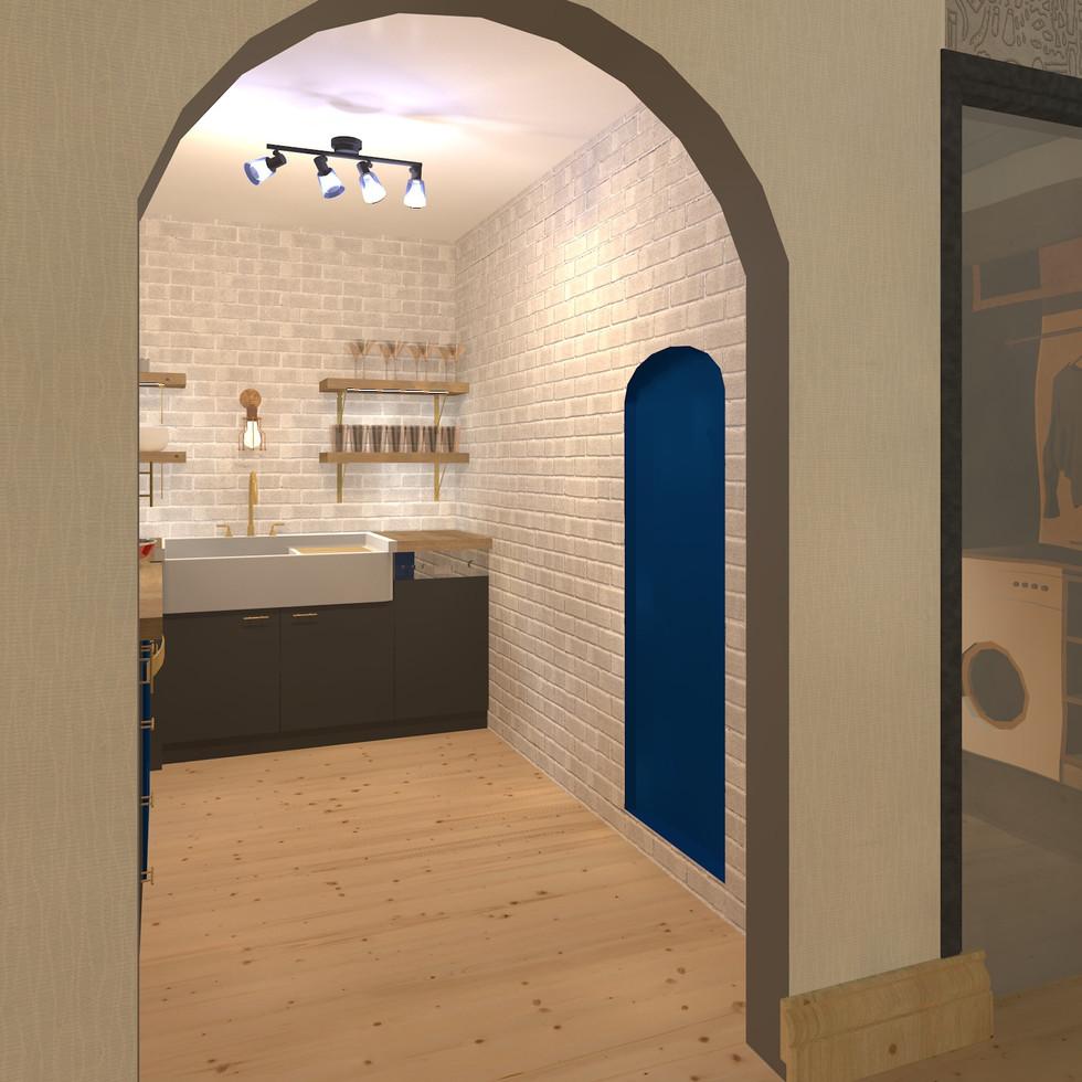 Greenford Road- Kitchen 2