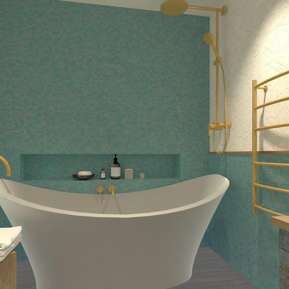 Greenford Road- Bathroom 2