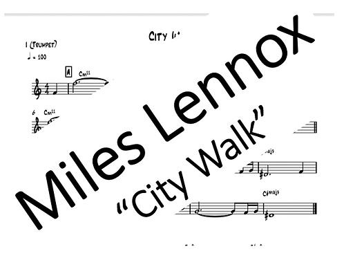 """""""City Walk"""" - PDF Parts"""