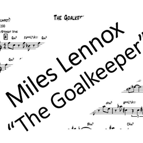"""The Goalkeeper"" PDF Parts"