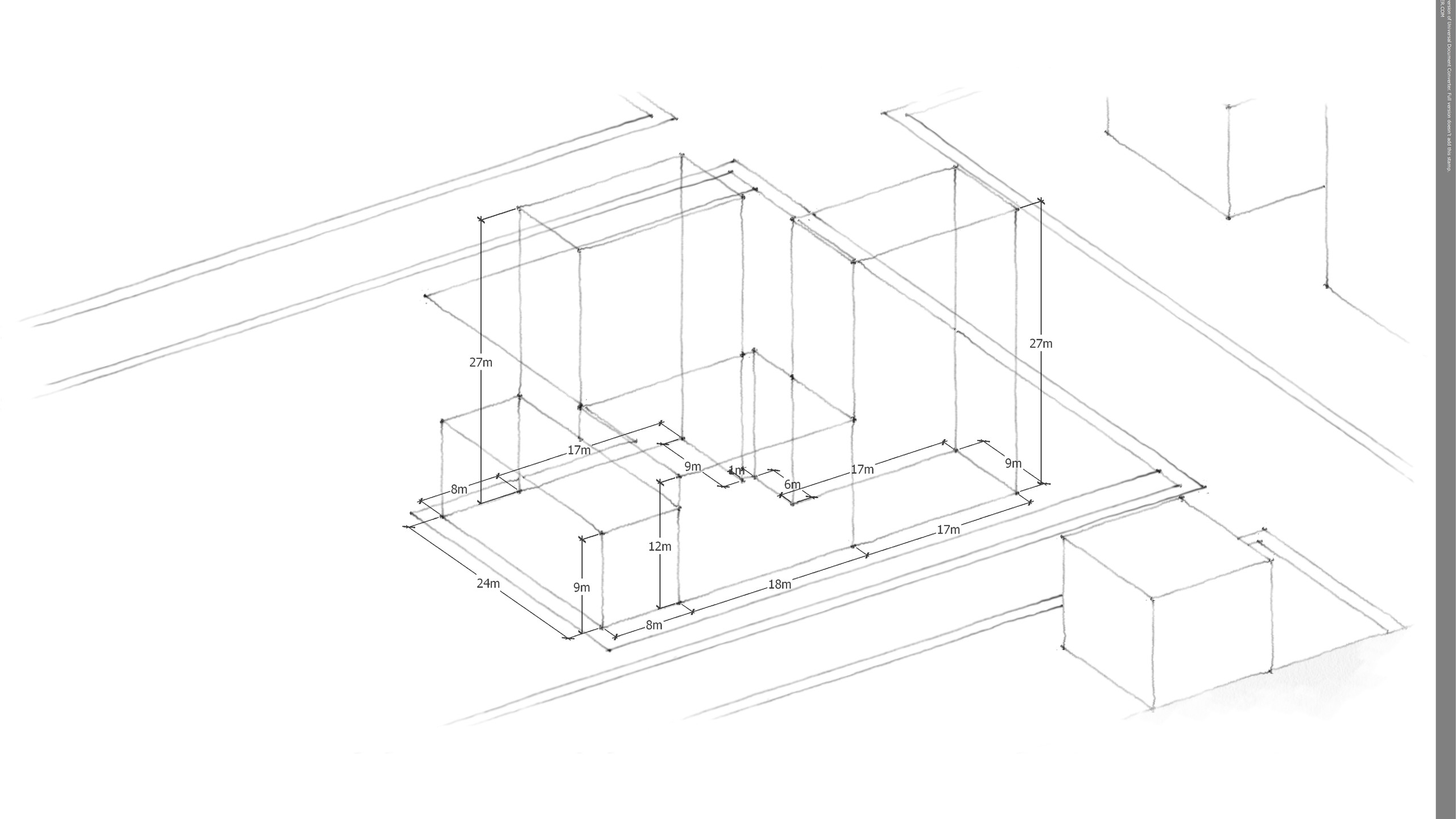 iso massing layout ideas b