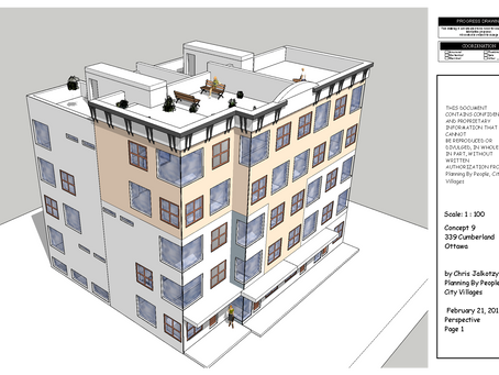 Small Apartment Buildings