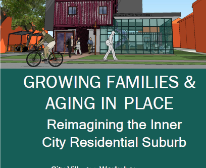 Reimagining the Inner City Residential Suburb