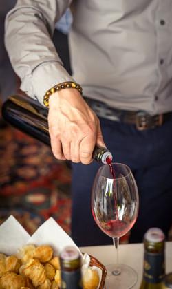 Hungarian Wine Tasting