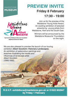 Maidstone Young Artist Award
