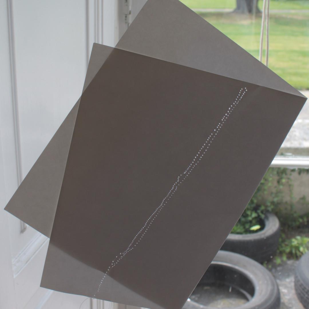 Irregular Paper Install