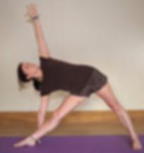 Nicky Vesper - Iyengar Yoga