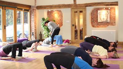 Yoga at Worcester Wellness