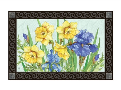 Daffodils and Irises MatMate