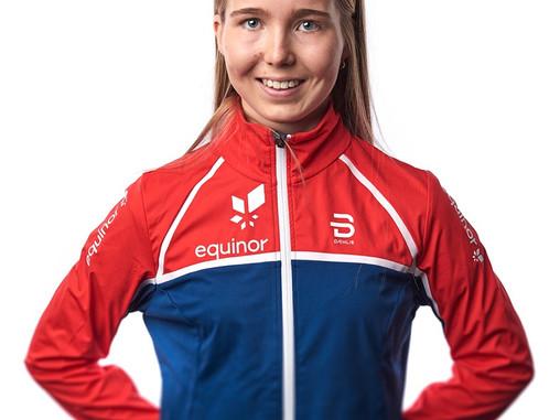 DBK-søsknene Kirkeberg Mørk klare for junior-VM