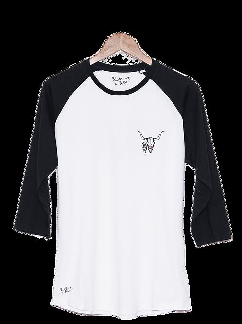 Camiseta - Bull Skull