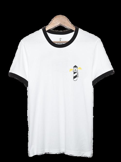 Camiseta NS Club - Blanca