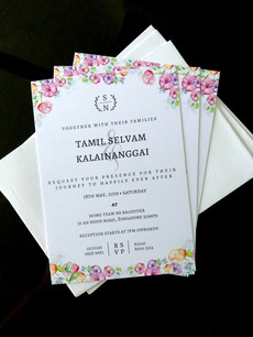 Matching invites