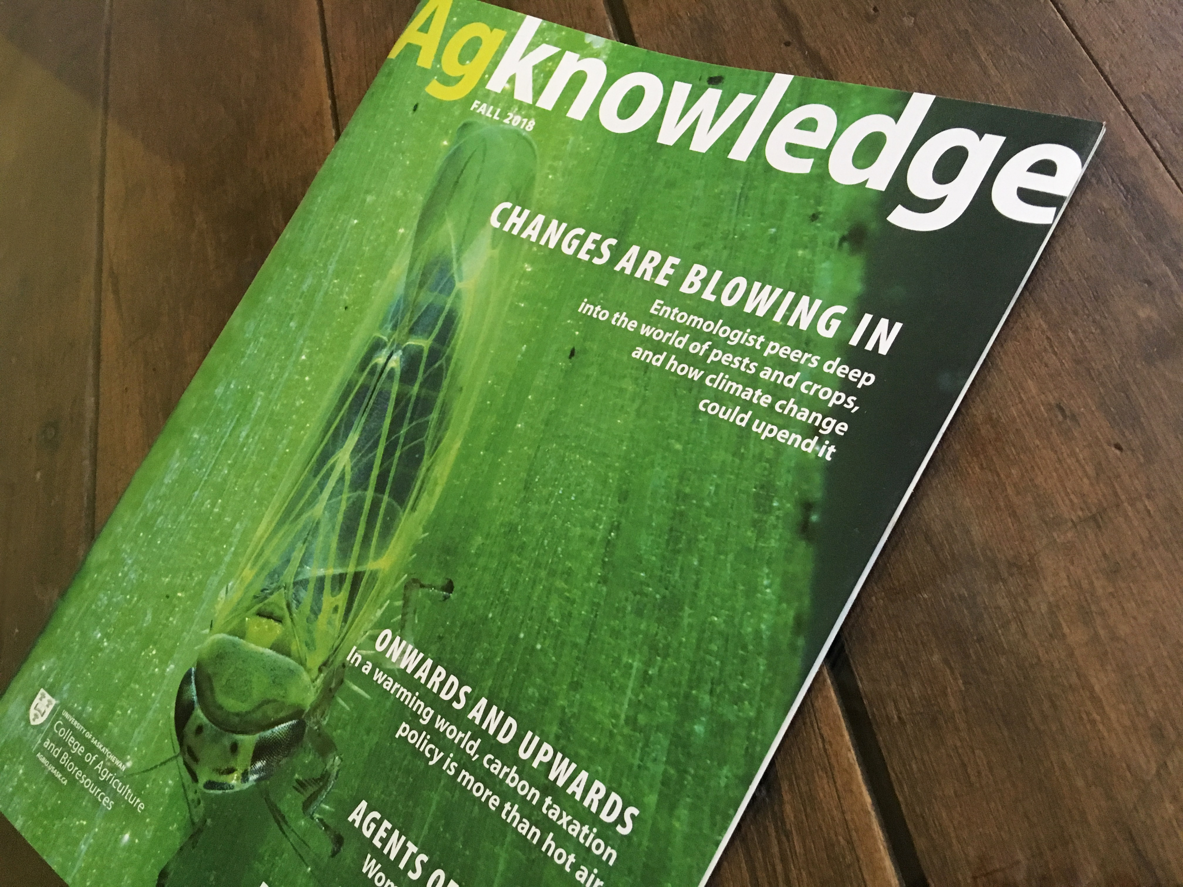 U of S AgKnowledge