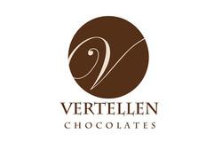 Vertellen Chocolates logo