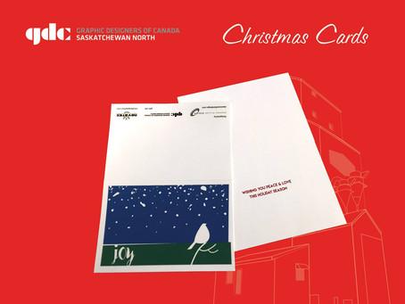 GDC Christmas Cards