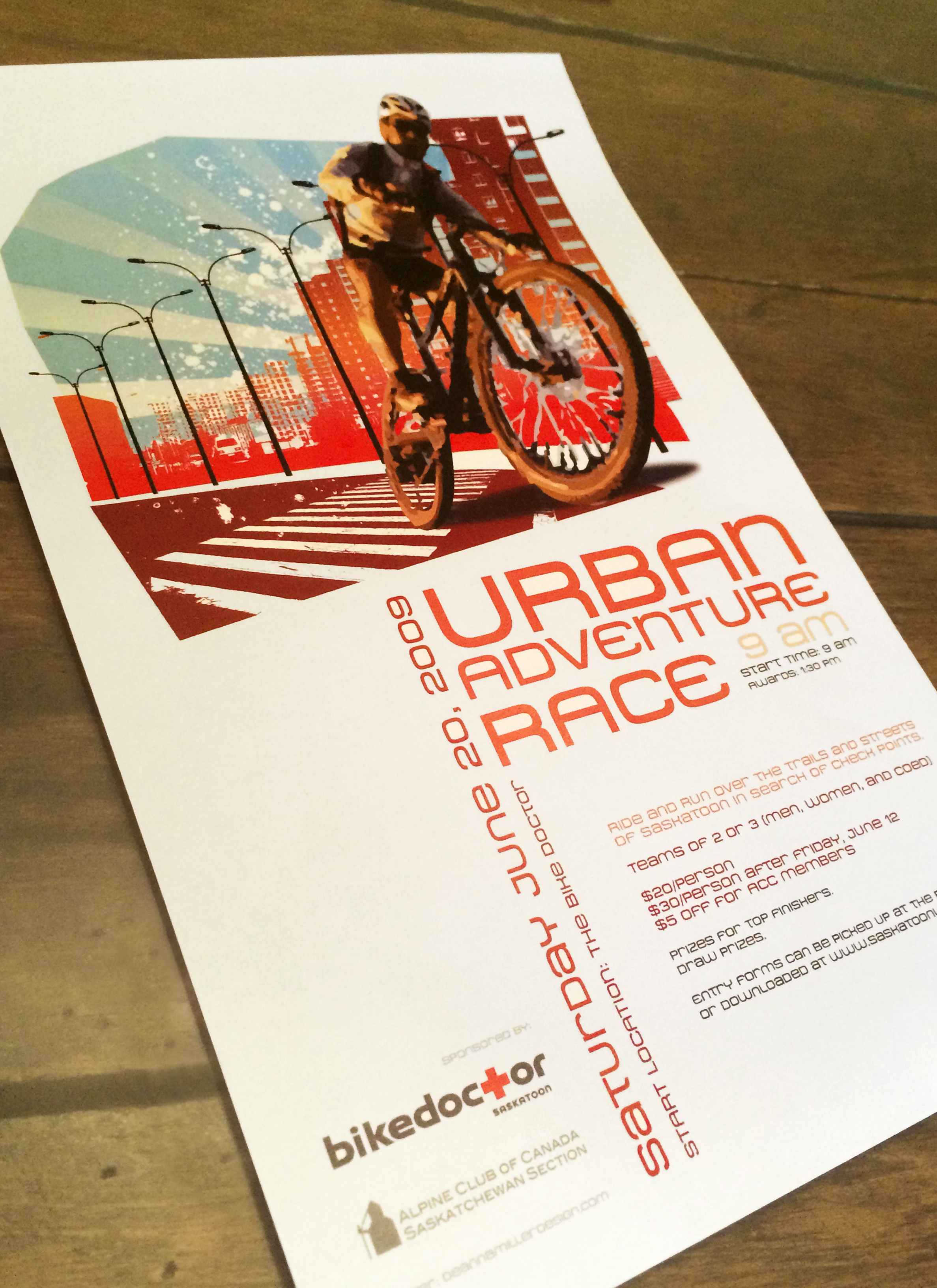 ACC Urban Adventure Race