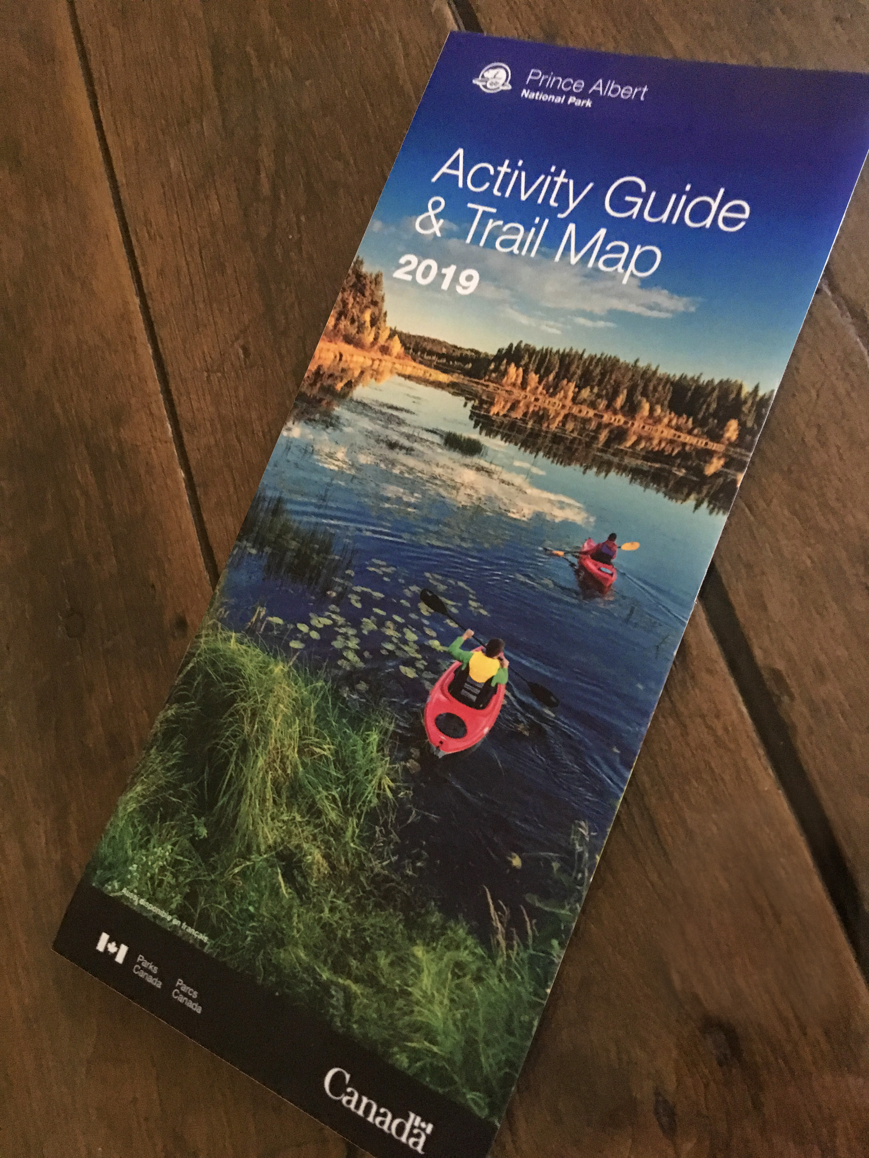 Parks Canada PANP Activity Guide