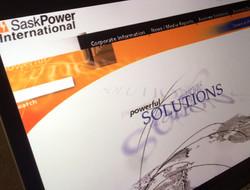 SaskPower website
