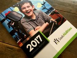 SaskAbilities 2017 Annual Report