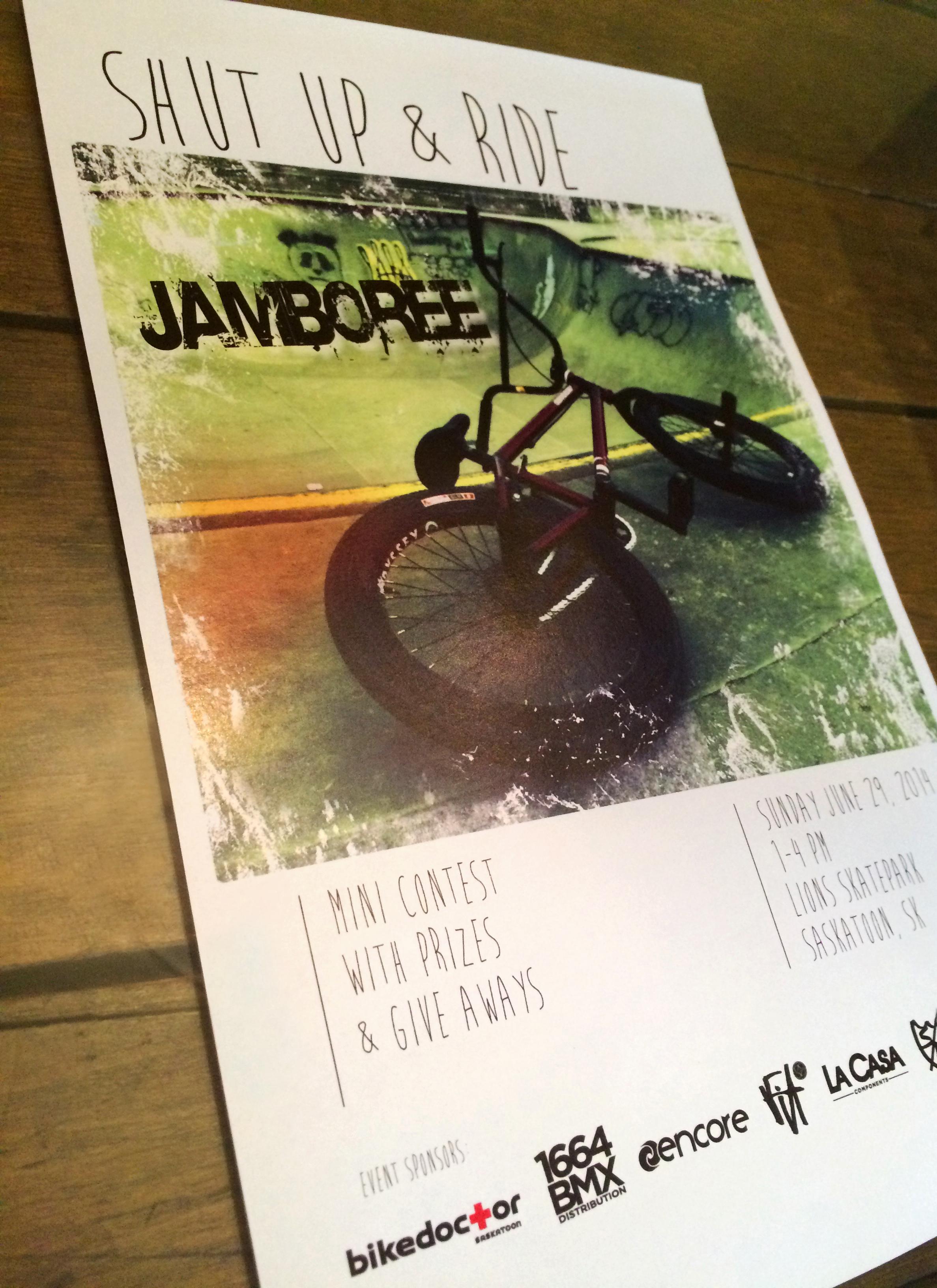 Bike Doctor BMX poster