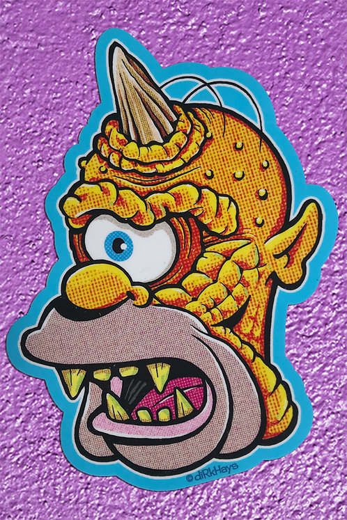 Homer Cyclops sticker