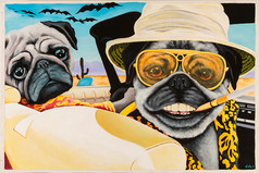 Pugs and Loathing