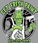 Get Fresh Paint T-shirt