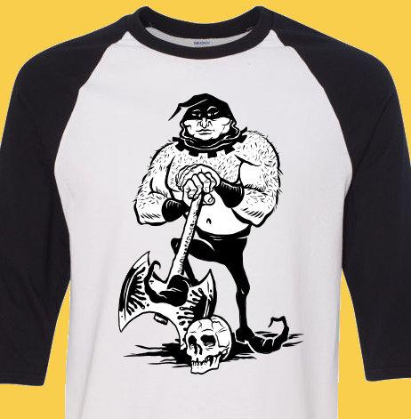 The Enforcer Jersey T-shirt