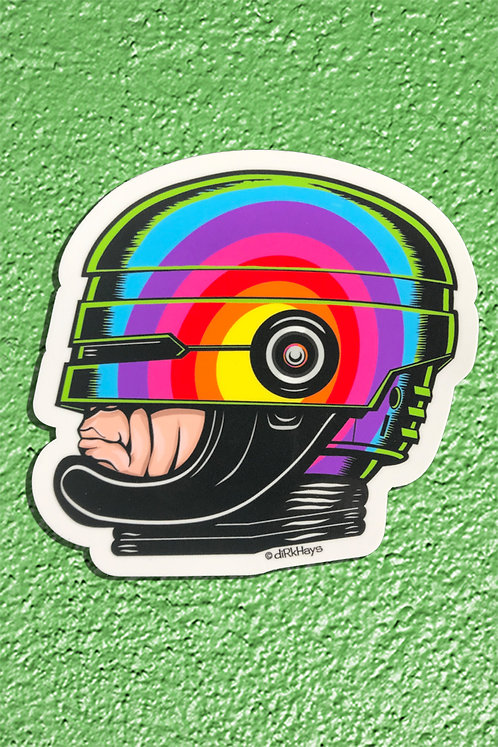 Robocop '87 sticker