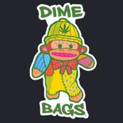 Dime Bags September Sticker