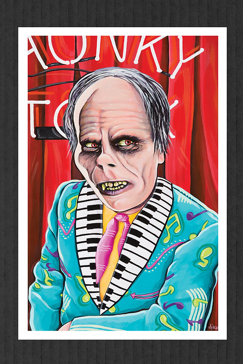 Phantom Of The Grand Ol' Opry print