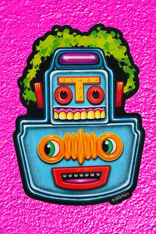 Symbiotic Robotic Sticker