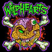 Wildheart logo t-shirt design