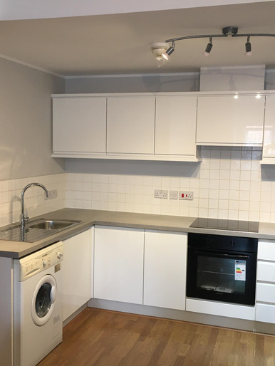 Old kitchen new look