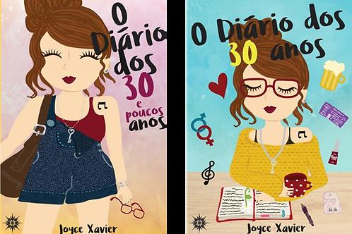 Diário dos 30 anos + Diário dos 30 e poucos anos