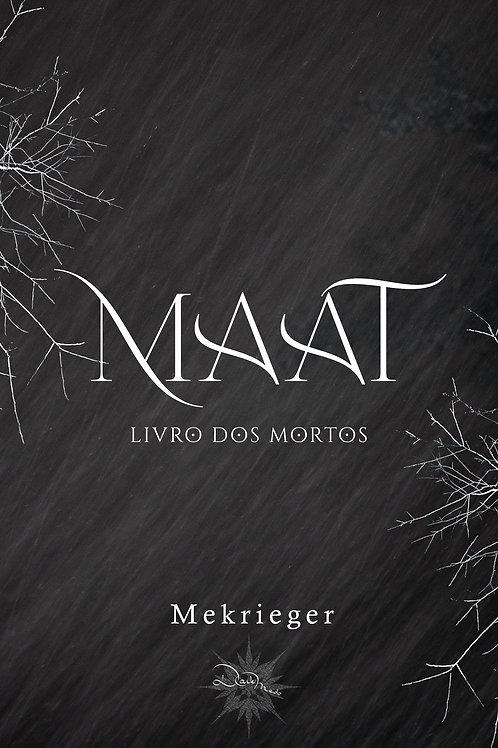 Maat - Livro dos mortos